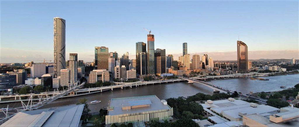 Best Views of Brisbane Skyline