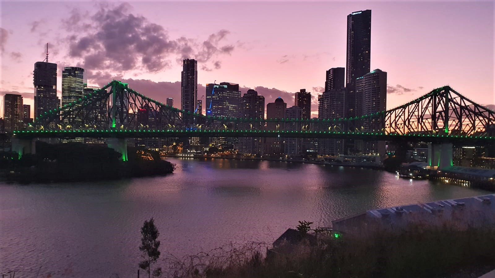 Best Views of Brisbane Skyline